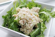 Clean Eating Recipe – Simple Chicken Salad | Clean Eating Recipes #cleaneating #healthyrecipe www.cleaneatingrecipesblog.com