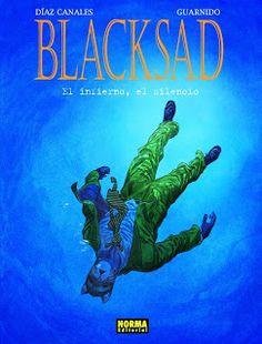 Blacksad, último trabajo editado en España por Norma editorial