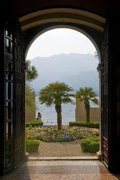 Malcesine, Lago di Garda, Lake of Garda Italy
