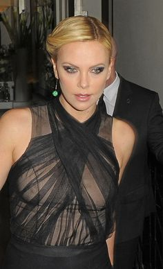The sultry and beautiful Charlize Theron http://www.moviesandtvhistoryguy.com/charlize_theron.htm