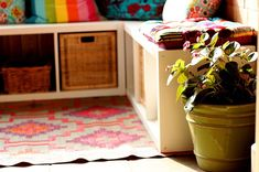 Happy Whimsical Hearts: I love our sunroom