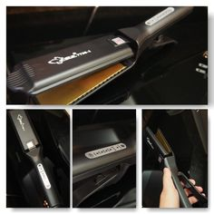 "Hair Straightener USA (S7228) 1.75 "" big size titanium heat plate flat iron  #NA"