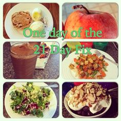 See Brit Get Fit: 21 day Fix: Review and RESULTS! #vegetarian