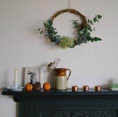 Little Birdie | A festive fireplace