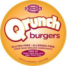 Qrunch Foods (powered by quinoa)