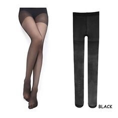 New Women Sexy Transparent Velvet Pantyhose Tights Stockings Socks Hot COLORblack * Click image to review more details.