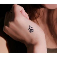 50+ Cute Small Tattoos ❤ liked on Polyvore
