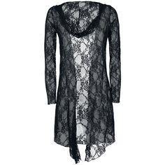 Lace Cardigan - Naisten neuletakki - Gothicana - Tuotenumero: 258262 - alkaen 25,99 € - S