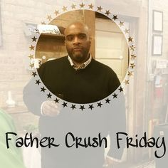 Man Crush Monday cant even touch Father Crush Friday #FCF. Today Im saluting all the real men who sacrifice negotiate sweat and shed tears for theirs or better yet all children under their roof.Real men are those men that children are proud to claim once they become grown and realize the sacrifices that were made. Extraordinary men take care of children who were there before they arrived. Today Im taking my hat off to Big Papa who we should call Picasa because of his artistic skills to blend…