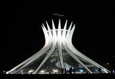 Niemeyer: catedral de Brasilia