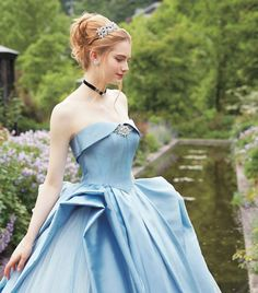 fc6df098d2 Disney launches range of wedding dresses - and all 14 are stunning. Cinderella  GownsDisney Princess ...