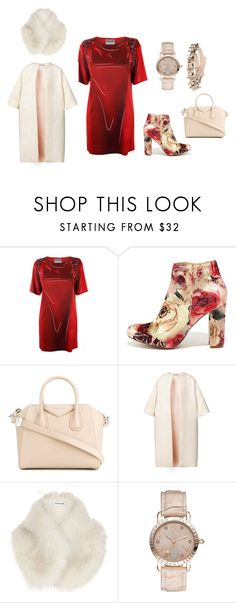 """""""elegant outfit"""" by kaja-232 ❤ liked on Polyvore featuring Moschino, Liliana, Givenchy, Esme Vie, River Island, Lipsy and Dsquared2"""
