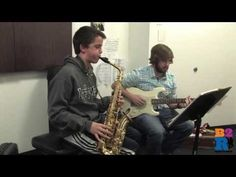 Declan T is Bach to Rock's Student of the Month for December 2013. He attends B2R McLean in Virginia. Jeremy King is his instructor for private Saxophone lessons. He hopes to start a B2R band with his friends in the near future. http://www.b2rmusic.com