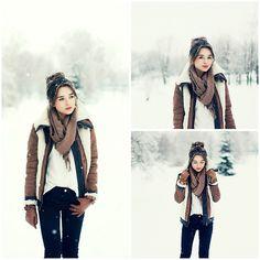 LookBook   Weronika Zalaniska - Hey Branca