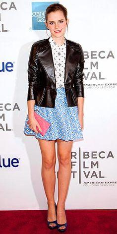 Emma Watson - Tribeca Film Festival