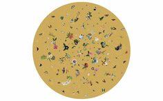 --> Moooi Carpets - Heim & Garten / Dekoration / Teppiche - Garden of Eden rund Teppich Moooi Carpets Variante: yellow --> € // check out more --> designwebstore. Hall Carpet, Diy Carpet, Modern Carpet, Rugs On Carpet, Carpet Ideas, Image 3d, Carpet Shops, Yellow Rug, Cheap Carpet Runners