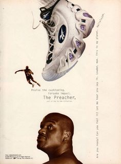 FilaStack - Gallery  13 Cool  90s NBA Player Sneaker Print Ads  e3c9feb04