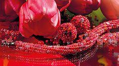Seed Bead Peyote Bracelet - BeadJewelryMaking - Beaded Flower Making
