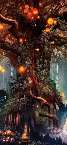 forest fantasy artwork k Iphone Pro Ma Wallpaper - Best Home Design Ideas