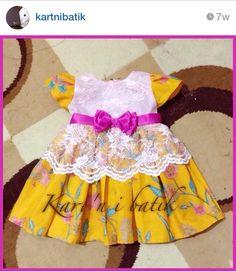 Kids Batik Dress