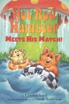 When Hamster and his friends go looking for some cool, wet, wild fun at the Water Kingdom water park, Hamster and his new friend, Holly, challenge two dogs to a race down the water slide. Can they win?