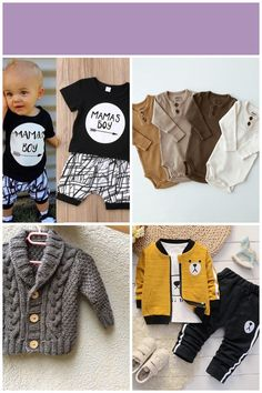 baby shopping online order baby clothes online infant clothing brands knit baby sweater hand knitted grey baby cardigan gray baby cute toddler boys clothing set cotton jacket with t shirt and pants kidenhouse Trendy Boy Outfits, Cute Baby Boy Outfits, Toddler Boy Outfits, Knit Baby Sweaters, Baby Clothes Online, Baby Shop Online, Sleeveless Hoodie, Cute Toddlers, Baby Set