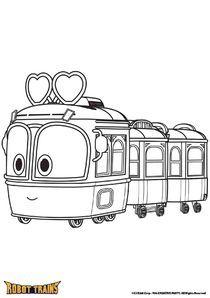 Dessin De Train