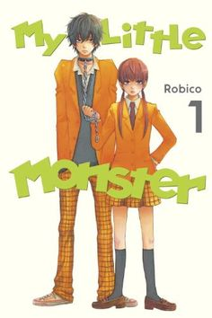 My Little Monster 1 by Robico