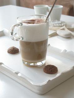 Latte macciato at home