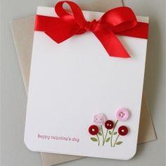 Send a sweet little bouquet of buttons