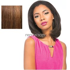 Instant Weave England - Color F4/30 - Synthetic Half Wig