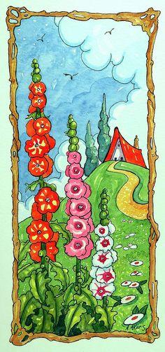 Seasons #4 Storybook Cottage Series