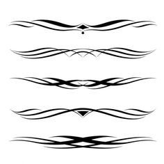 New Tattoos, Tribal Tattoos, I Tattoo, Art Deco Borders, Wood Burning Art, Pinstriping, Banner Printing, Image Photography, Vector Art