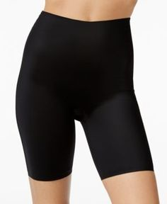 Spanx Firm Control Two-Timing Reversible Shorts 10046R - Black XL