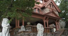 """Molly Brown House Museum  Home of Titanic heroine, the """"Unsinkable"""" Molly Brown, commemorating 100 years of Titanic in 2012. All tours are guided and last 45 minutes. Group tours by reservation only; walk-ins welcome. Available for private events. Open Tues.-Sat. at 10 a.m.; Sun. at Noon. Last tour begins at 3:30 p.m. A property of Historic Denver."""