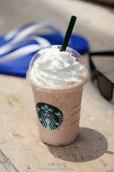 Loves Starbucks chocolate chip frapaccino!