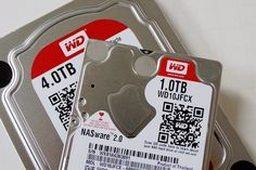 """Western Digital lanza nuevos discos duros RED 4TB 3,5"""" y 1TB2,5"""""""