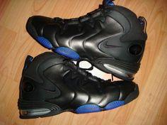 nikepennyiii 3 Nike Air Penny III Retro Black Royal Blue