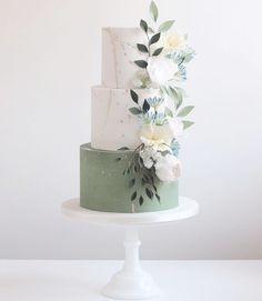 Really enjoyed making this spring themed for a wedding on the weekend! We are of… Really enjoyed making this spring themed for a wedding on the weekend! We are officially into wedding season now with some really beautiful… Simple Elegant Wedding, Elegant Wedding Cakes, Beautiful Wedding Cakes, Wedding Cake Designs, Beautiful Cakes, Wedding Themes, Wedding Ideas, Beautiful Beautiful, Elegant Cakes