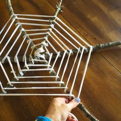 Create this fun UpCycled Wreath for your Halloween Decor