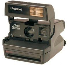 I loved my polaroid camera