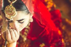 India's Top Wedding Photographers Pick Their Best Bride Portraits Of 2015