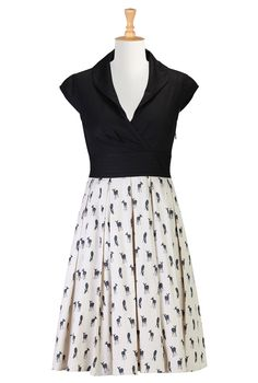 Shop women's designer fashion - Little Black Dress - Day-to-Evening Dresses - Day Dresses - | eShakti.com