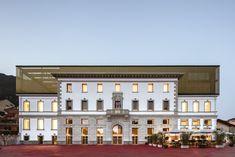 Palazzo del Cinema di Locarno / AZPML + DFN Dario Franchini