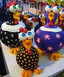 Resultado de imagem para galinhas artesanais