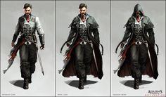 Assassin's Creed V: Character Designs by Happy-Mutt.deviantart.com on @deviantART