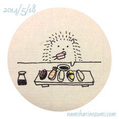 Sushi, anyone?!