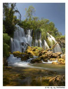 Kravice waterfalls - Boznia-Herzegovina