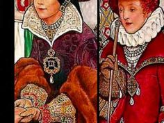 YouTube Sisters-The Tudors-Mary and Elizabeth-Daughters of HenryVIII.