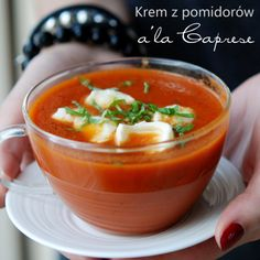 ... images about zupy on Pinterest | Carrot soup, Cream soups and Gazpacho